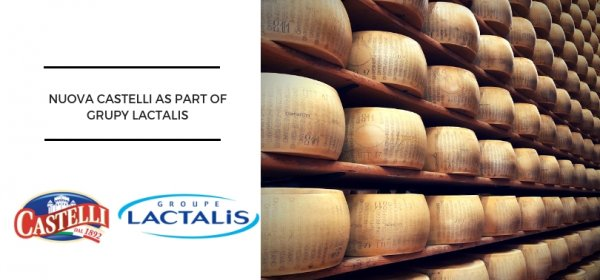 NUOVA CASTELLI AS PART OF LACTALIS GROUP