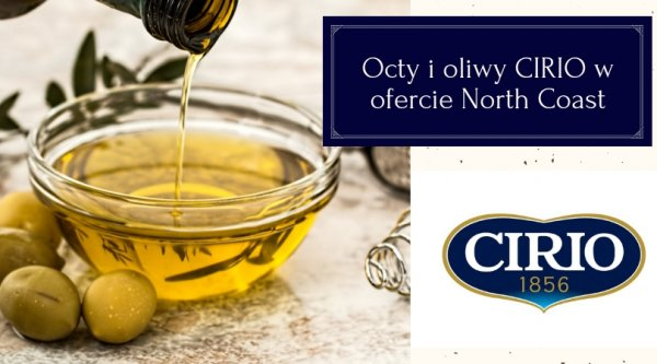 CIRIO OLIVES AND VINEGARS IN NORTH COAST OFFER