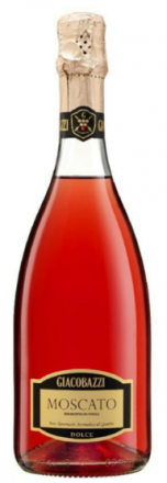 moscato dolce rose